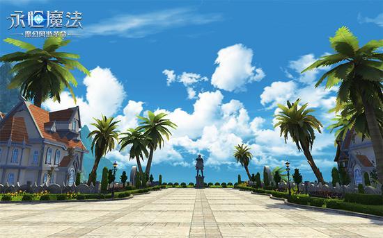 全新地图仲夏岛