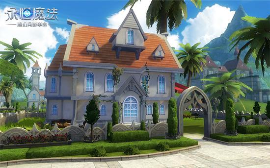 多种风格别墅
