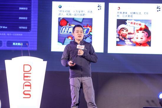 Cocos引擎创始人厦门雅基软件首席执行官王哲先生