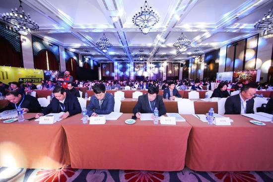 2017中国数字娱乐产业年度高峰会于厦门隆重召开