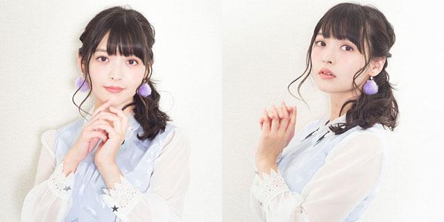 美女声优上坂堇最新写真发布