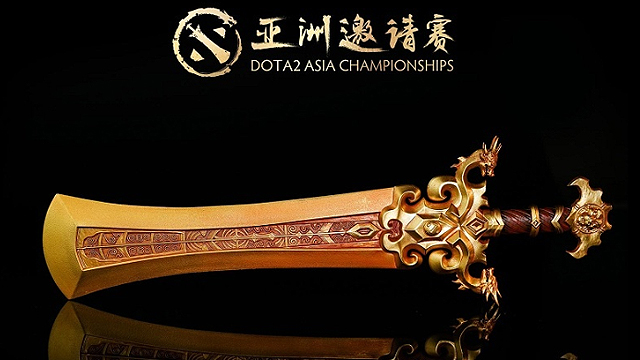 DOTA2亚洲邀请赛门票今日中午12点开售