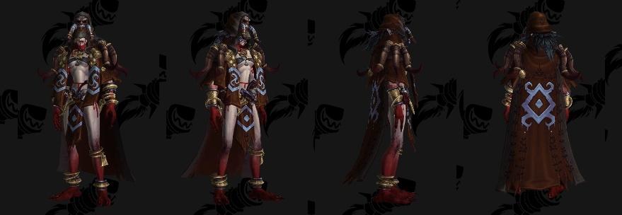 魔兽世界8.0争霸艾泽拉斯新增敌对势力 鲜血巨魔