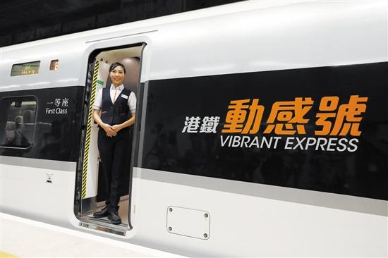 广深港高铁高铁西九龙站将9月初首次举行开放日