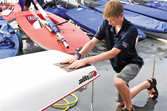 Topper帆船世锦赛中国首办 自创办至今规模最大