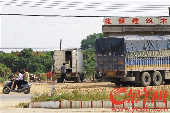 山寨油站经营两年未取缔