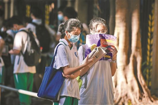 广州自主招生综合能力考核定在7月17-18日