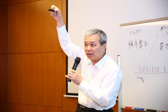 """工信部产业发展中心""""智能电网与装备""""专家委员会主任、博导刘建明"""