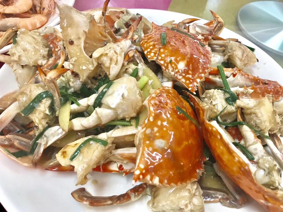 开渔之后,湛江人的饭桌是这样子的