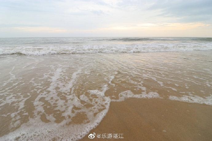 湛江:吸引甜蜜小情侣的小岛