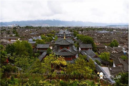 夏季丽江古城的四日游攻略