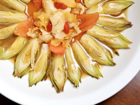 惊艳味蕾的鲜花水果宴
