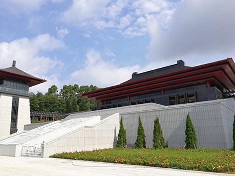 华南现有唯一的皇陵博物馆正式开馆