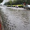 强降水致广东多地水浸严重、道路塌方