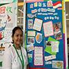 200多名国际青少年广州聚首 互相交流环保调研成果