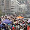中秋假期广州接待游客近576万人次