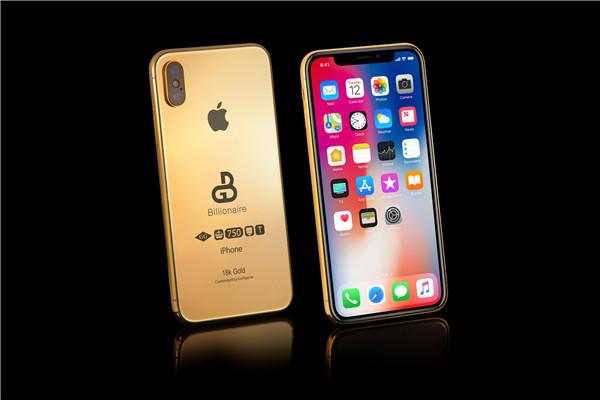 iPhone XS亿万富翁版开启预定 售价高达10万英镑