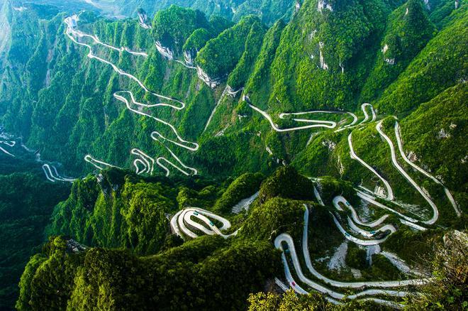 中国最险的六大自驾线路