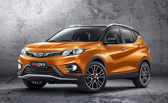 东南DX3预售7.29-9.99万元 6款车型供选