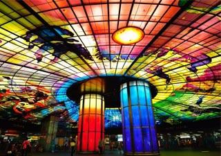世界最美的二十个地铁站
