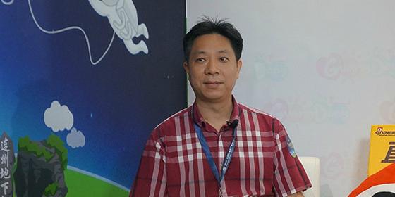 在2016广东国际旅游产业博览会上,新浪广东城市频道专访顺德区旅游局欧伟中副局长。