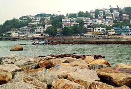 @海蓝Navyblue:南丫岛 另一面的香港