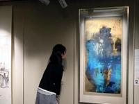 张大千画作将亮相香港拍卖 预估将超2200万港元