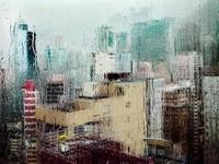 香港闹市地下蓄洪池启用 可抵50年一遇暴雨