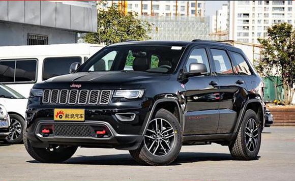 新款Jeep大切诺基上市 售57.99万起