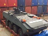 香港或就新加坡装甲车被扣事件追责 起诉运输公司