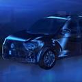 6月首发大众小型SUV造型曝光