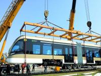 深圳有轨电车月底试跑6月底开通 共设车站20座