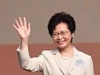 林郑月娥成香港首位女特首