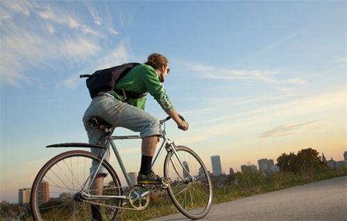 骑自行车应注意骑行方式