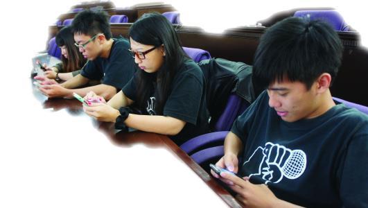 短信脖为新一代人全球性疾病
