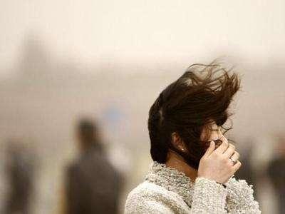 惠州11日迎来冷空气雷雨大风