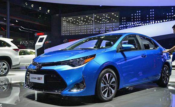 广汽丰田新雷凌将上半年上市 外观升级