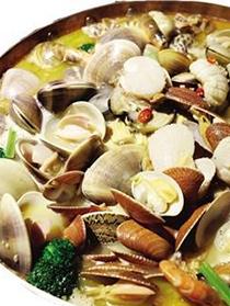 卜卜蚬海鲜锅成东莞热门美食