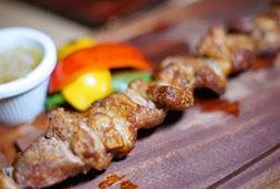 肉食者最爱的烤肉餐吧