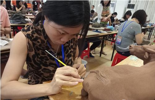 石湾陶瓷学院将每年培养数千陶艺人