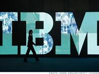 IBM股价今日早盘上扬9% 创8年最大涨幅