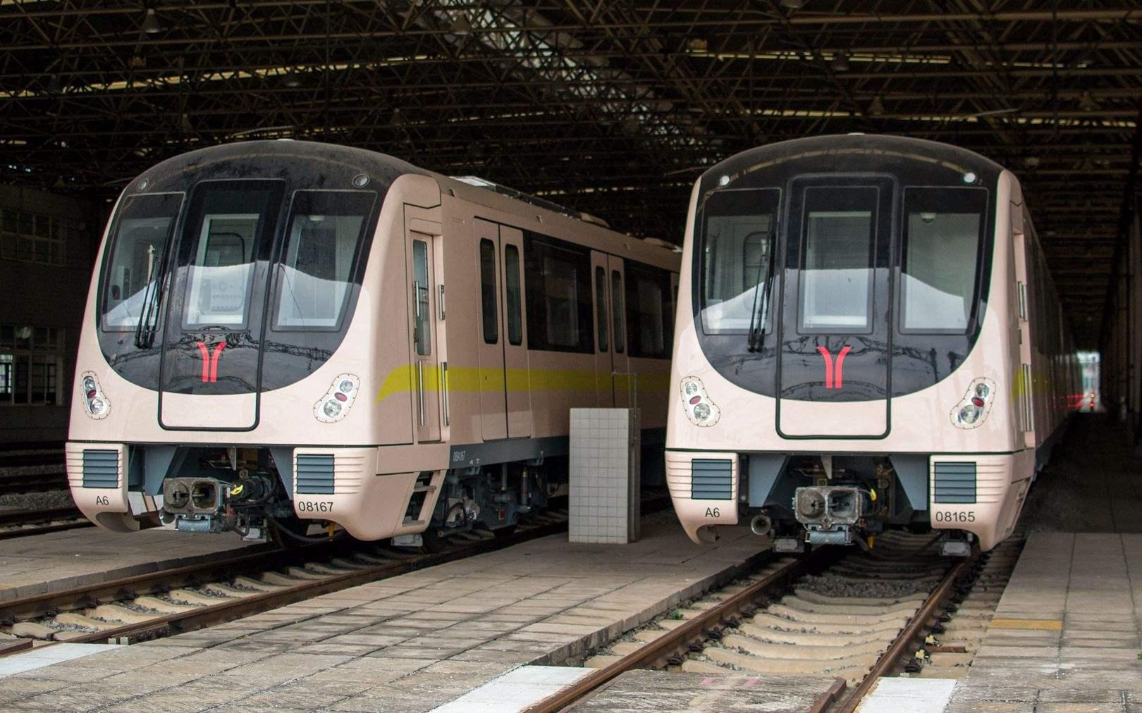 地铁八号线将增加列车运营