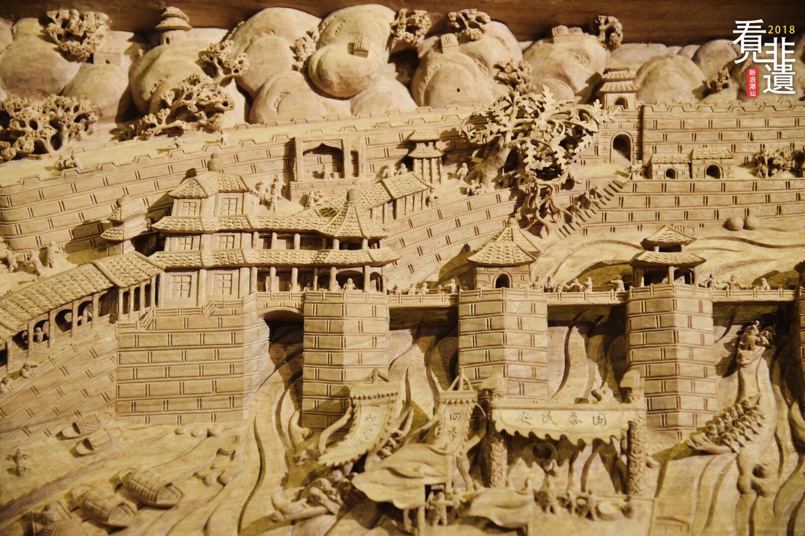 潮州木雕:精雕细琢刻人生