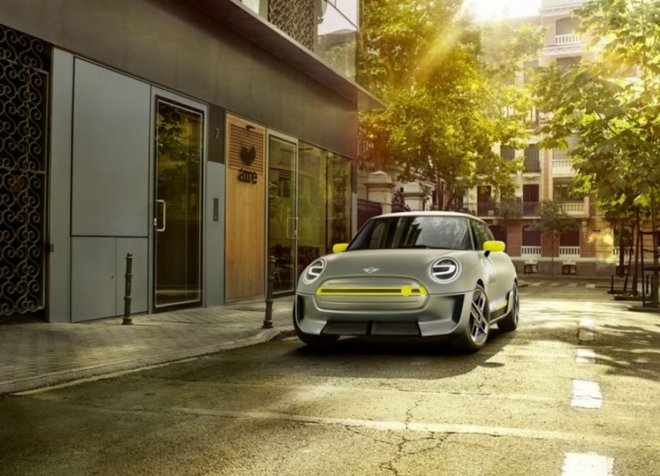 宝马确认首款纯电动MINI下月初上市