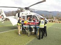 深圳为市民提供直升机救援 有效提升应急救援的效能