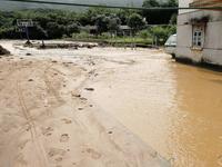 广东清远突发强降雨 山洪内涝致当地受灾严重