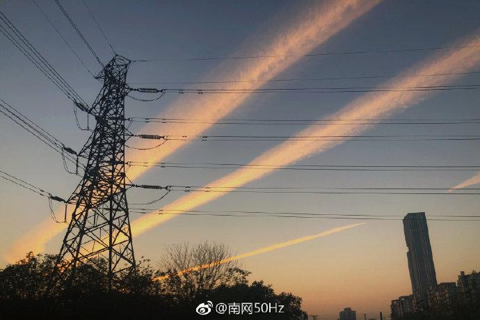 图片来源:@南网50Hz