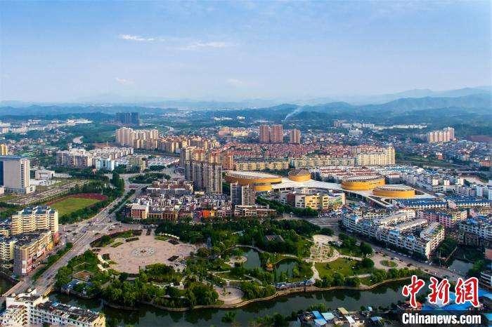 江西龙南撤县设市 拟与广州合作共建赣粤产业试验区