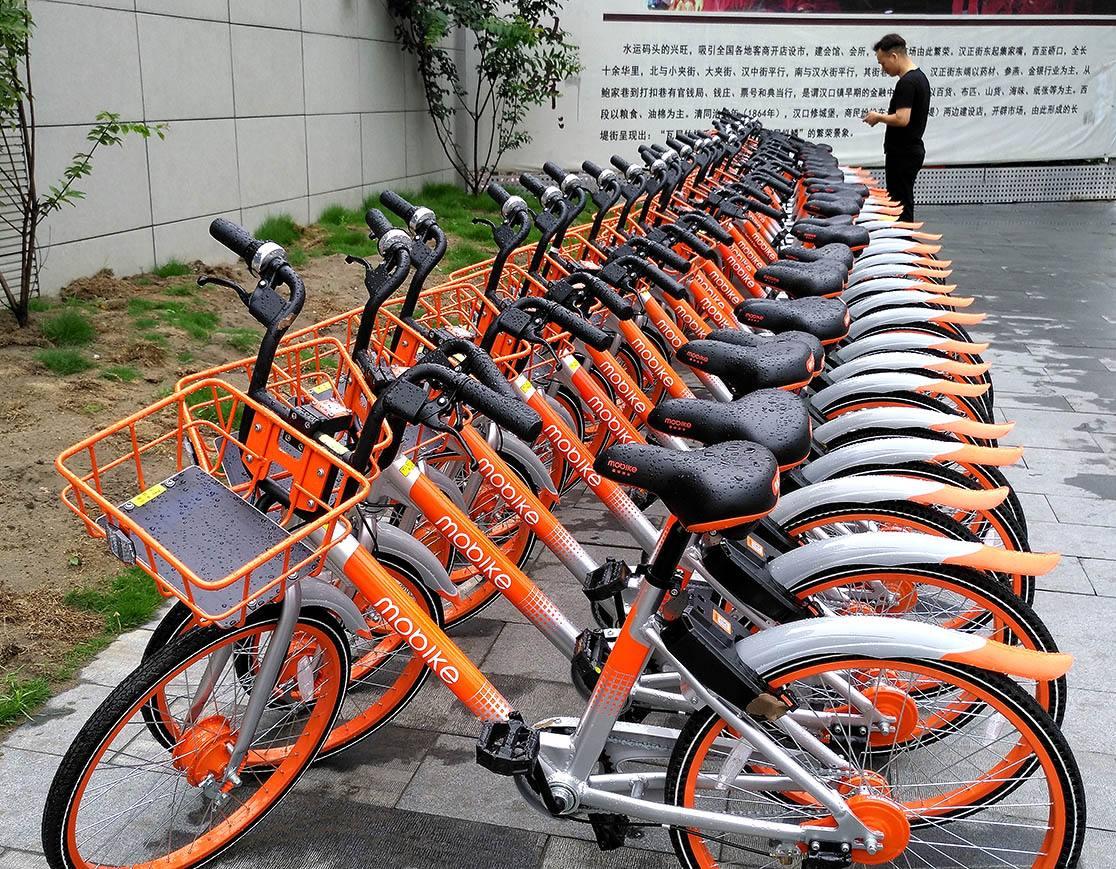 共享单车与民争道 广州重申禁投令 4家企业被约谈