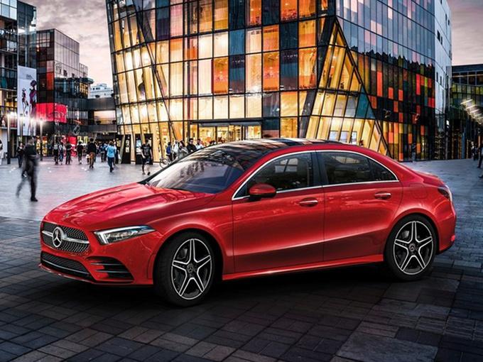 奔驰全新国产A级轿车来啦 尺寸媲美宝马3系